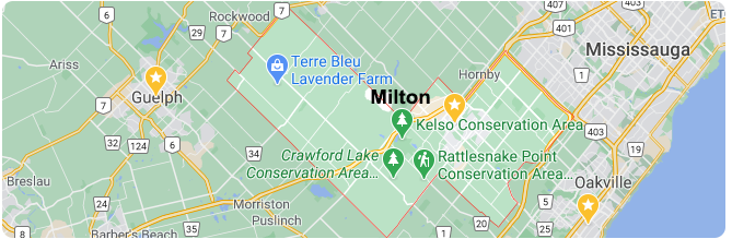 Milton Ontario Interlocking